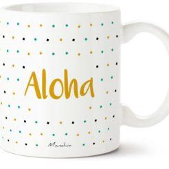 mug aloha ananas