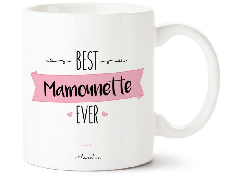 Mug mamounette