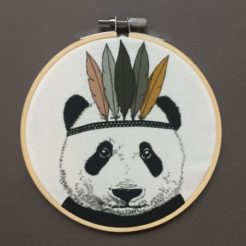 cadre panda Minimel