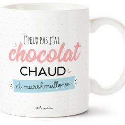 mug chocolat chaud