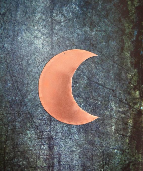 lune cuivre
