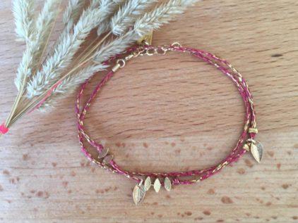 bracelet double luana