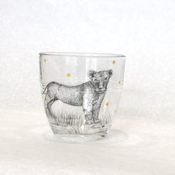 verre lion