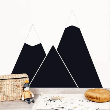 tableau montagnes